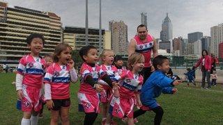 SCAA Causeway Bay Mini Cubs - Inaugural Season 2012/2013