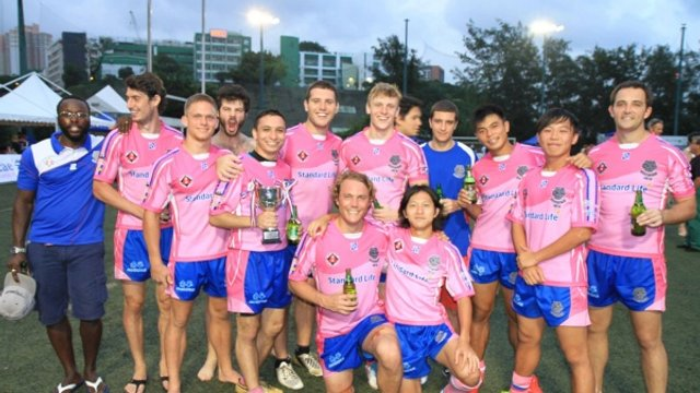Mens 7s Rugby Team