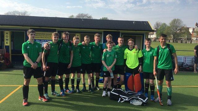Lions (U16 Boys)