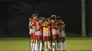 Week 6 - Reserve men vs Caulfield