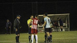Week 6 - Senior Men vs Caulfield