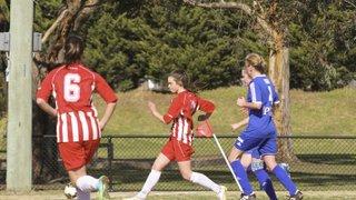 Senior Women - State League 4 vs South Melbourne