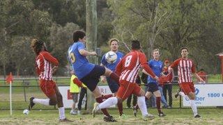 Senior Men vs Old Scotch Soccer Club