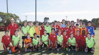 U13 Berwick City vs Kingston