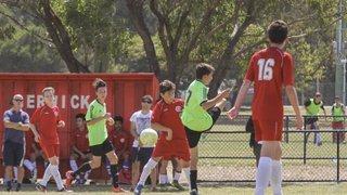 U15 Berwick City vs Kingston