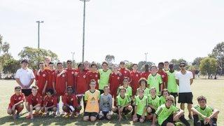 U14 Berwick City vs Kingston