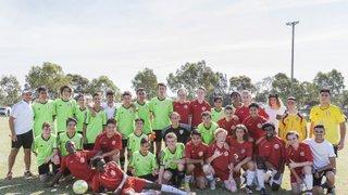 U16 Berwick City vs Kingston