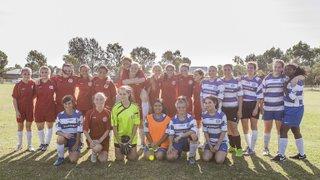 U15/U16 Girls vs Sky United