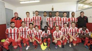 Senior Men Reserve First game - Berwick vs Warragul United