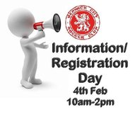 Reminder: this Sunday 4th of February from 10am to 2pm