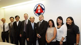 Causeway Bay RFC and SCAA alliance signing ceremony