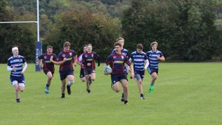 Shrewsbury Colts V Evesham Colts