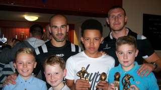 U11's Presentation Night