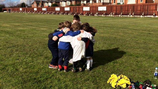 "Stockton RFC ""Micros"" - Under 6"
