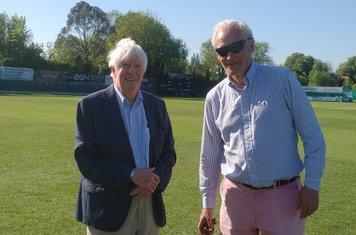 Richard Tinson & Charles Woodhouse.