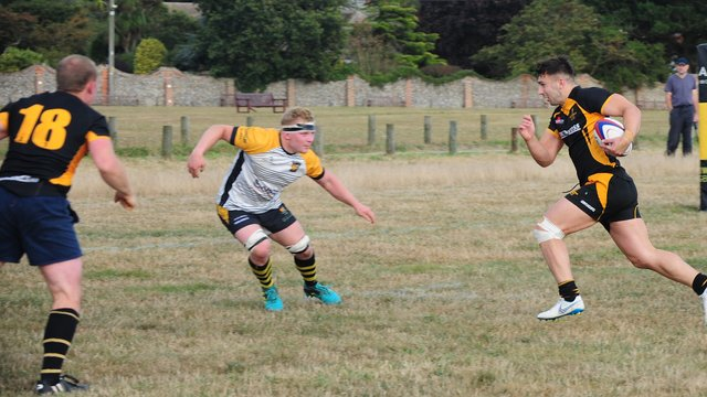 1st game sept 19 s\wold v ipswich