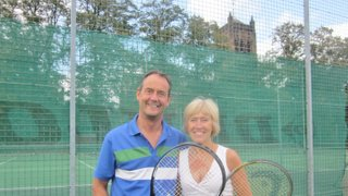 Doubles Tournament Sept 2014