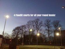 Winter Tennis 2018 - 19