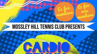 Adult Fitness Friday Tennis for all