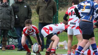 14's in four way festival at Leeds Carnegie