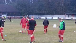 Tring Athletic v Harefield UTD