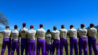 Champions of Costa Del Cricket Festival 2015