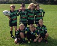 Bradley Stoke Youth Rugby u8's