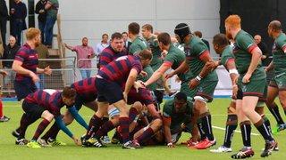East London RFC vs 1 Rifles (Allianz Park) 22 July 2017