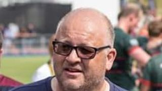Head coach Eddie Gooby