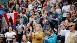 NatWest RugbyForce Invitational at Twickenham 2019
