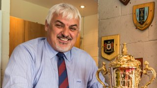 ESSEX COUNTY HONOUR FOR EAST LONDON CLUB PRESIDENT