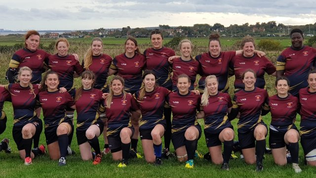 SOUTHWOLD WOMAN 5 - 32 EAST LONDON VIXENS