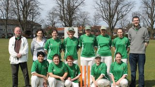 Ladies Surrey Trust XI