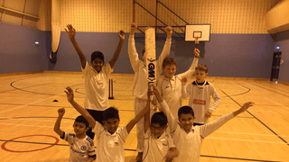 Under 11 Indoor League Champions