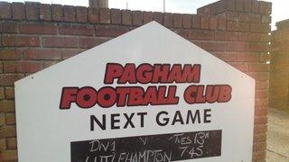 Pagham v Littlehampton Town