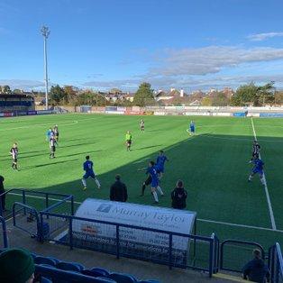 Match Report- Montrose Roselea 4 Deveronside 1 Oct 16th 2021