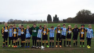 Some fantastic efforts on display against Stripes/Woolton Hill