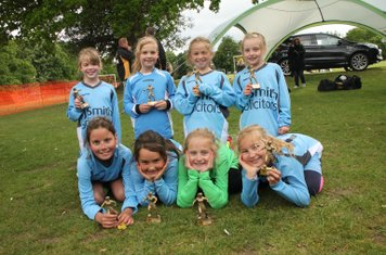 Well played Woodley United - runners up