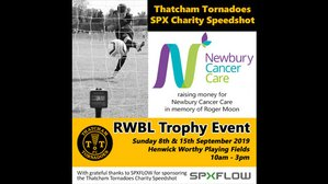 First Outing of the New Season for Thatcham Tornadoes SPX Charity Speedshot
