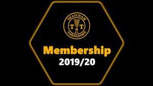 2019/2020 CLUB MEMBERSHIP
