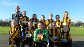 U12 Girls Tigers