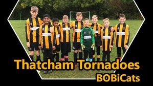 Thatcham Tornadoes BOBiCats Outstanding in First BOBi Tournament