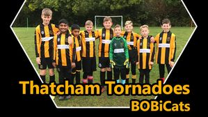 Thatcham Tornadoes BOBiCats Outstanding in First BOBi Tournament