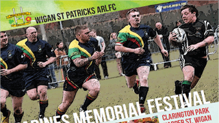 Elms/Darbyshire Memorial - Wigan St Pat's vs RM Rugby League