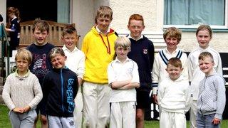 Dunfermline Kwikcricket Tournament Sunday 26/06/16