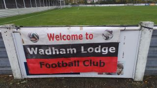 v Wadham Lodge, Away, Buildbase F.A Vase 2nd Round 12/11/2016