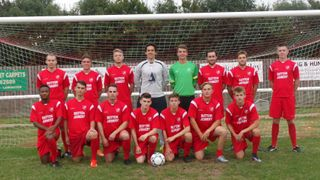 Reserves Team Photo 2016/17