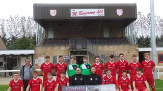 Under 16s Players & Officials 2017/18