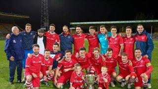 Cambridgeshire Invitiation Cup Final 2018