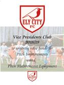 Vice Presidents Club 2018/19